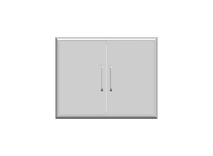 "SABER® 24"" x 31"" Double Access Doors"