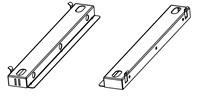 Kit, Grease Tray Rail (Set Of 2)