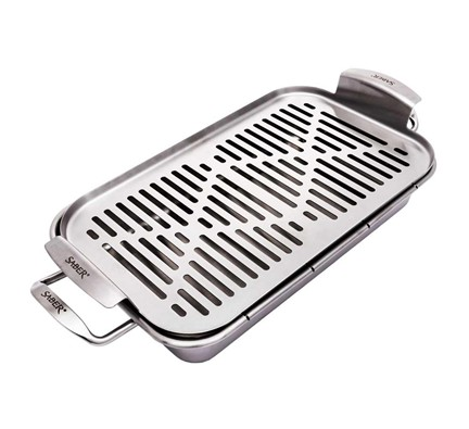 Stainless Steamer Tray