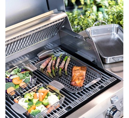 11-Piece EZ Grilling System Set