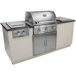 I Series EZ Outdoor Kitchen - Copper