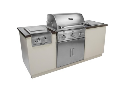 I Series EZ Outdoor Kitchen - Copper
