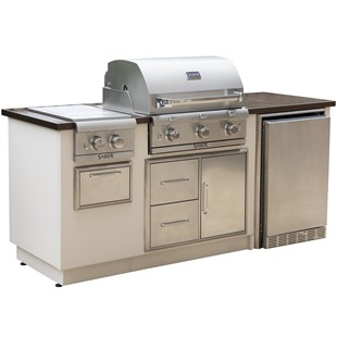 SABER EZ Outdoor Kitchen - R Series, Copper