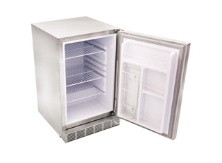 Outdoor 4.1 Cu. Ft. Stainless Steel Refrigerator