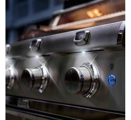 SABER 3-Burner Elite Built-in