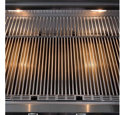 Elite Series 4-Burner Built-In Gas Grill