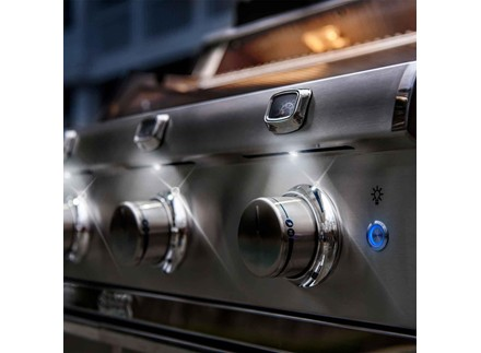 SABER 4-Burner Elite Built-in