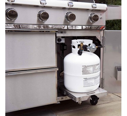 Elite Series 4-Burner Gas Grill